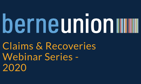 Claims & Recoveries Webinar Series - 2020